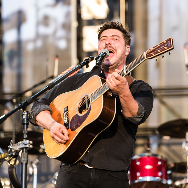 Mumford and Sons - BST Hyde Park
