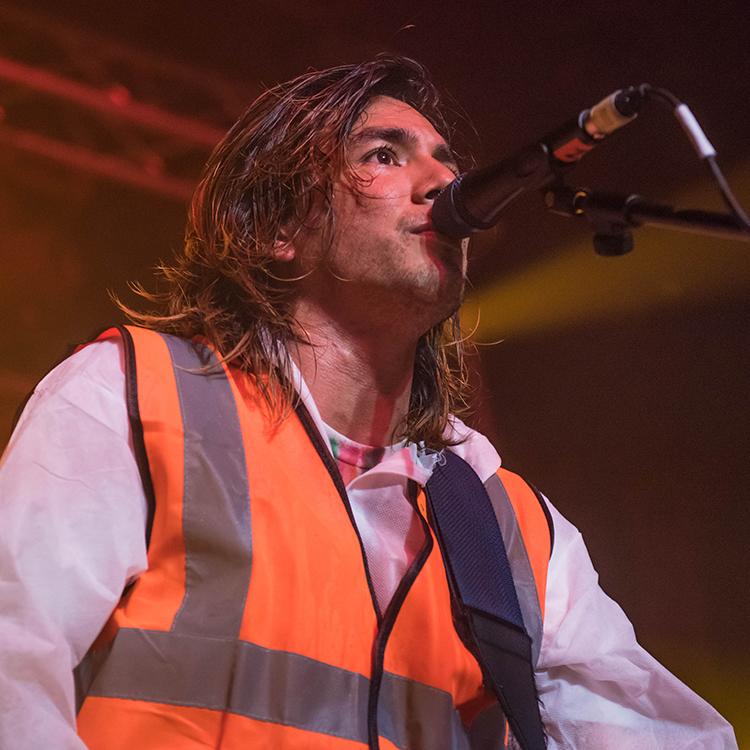 FIDLAR�s riotous Electric Brixton show in stunning photos
