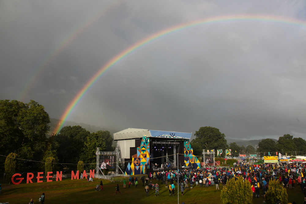 The vibe from Green Man 2016