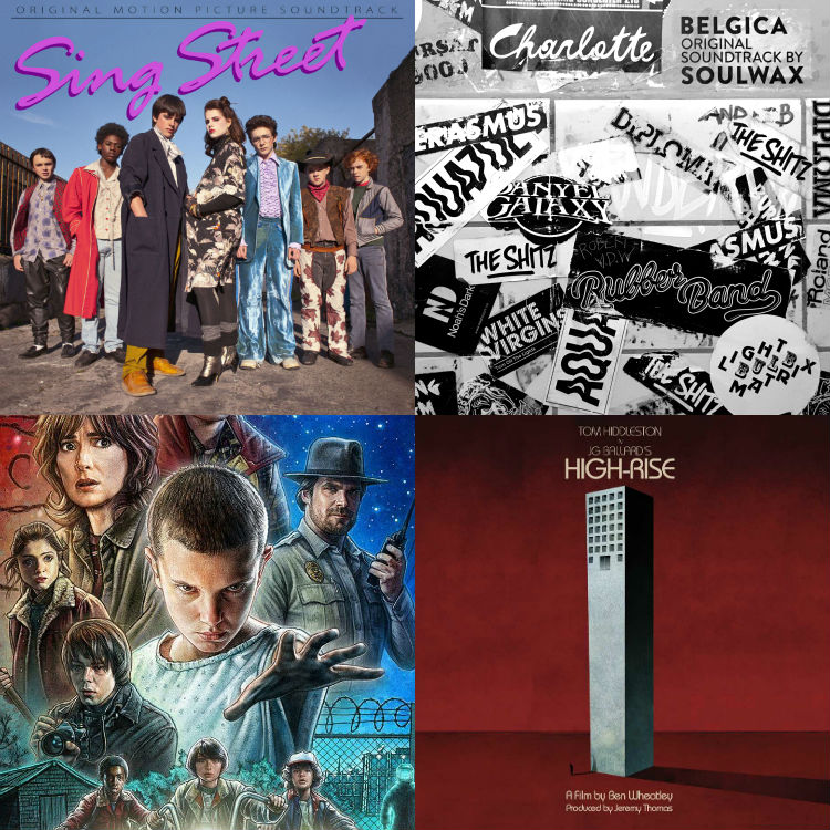 Best film and TV soundtracks, Suicide Squad, Stranger Things, Love