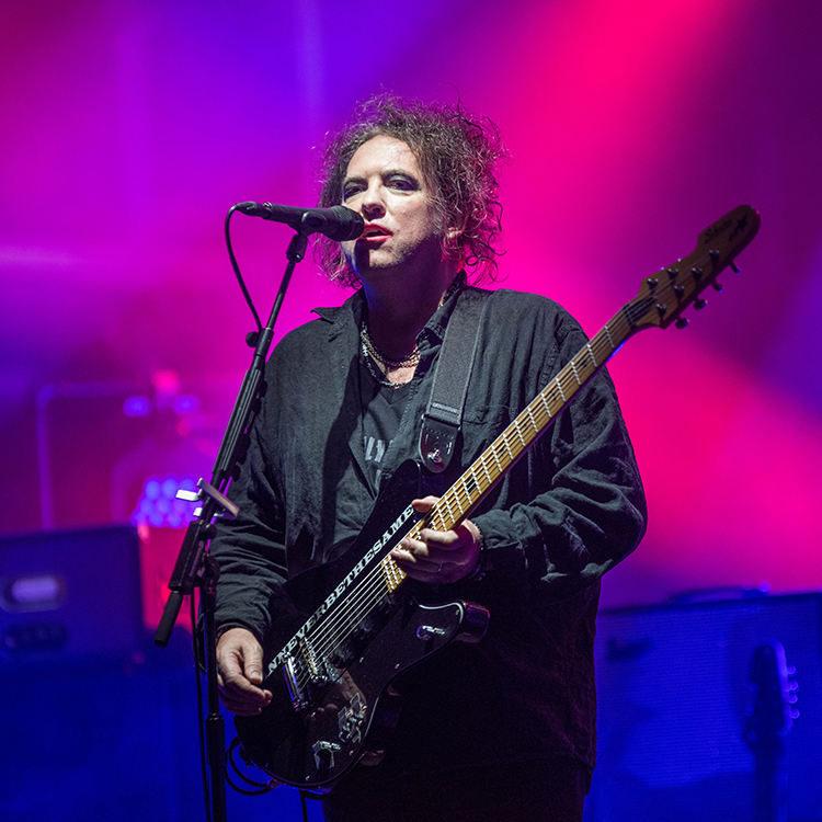 The Cure's headline set on Day 2 of Bestival 2016 in photos