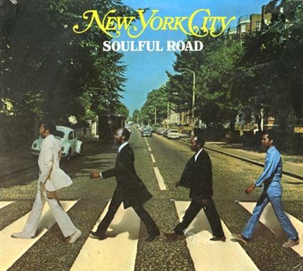 Happy 40th Birthday Abbey Road
