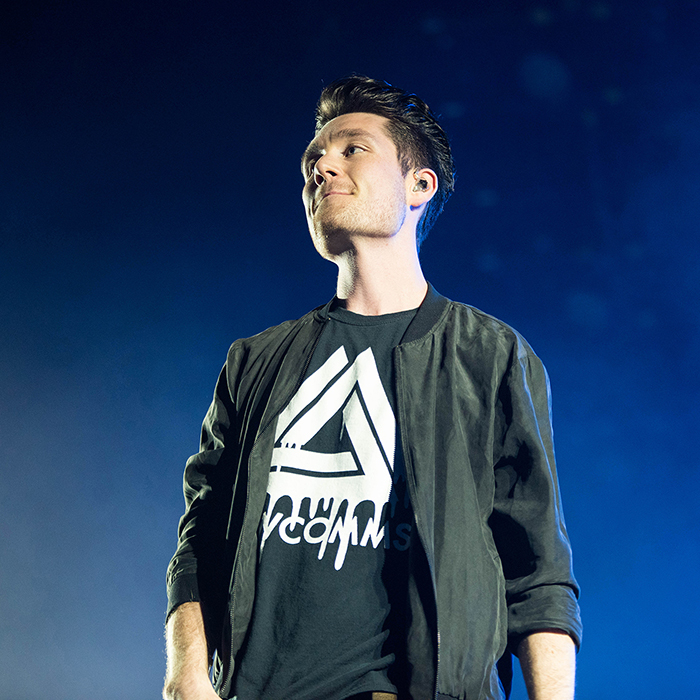 Bastille at The O2 in photos Wild World tour UK Dan Smith Flaws