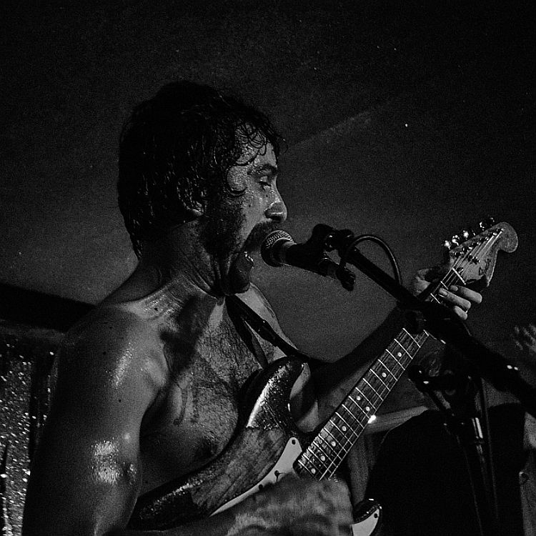 14 awesome photos of Idles at Moth Club, London, 10/03/17