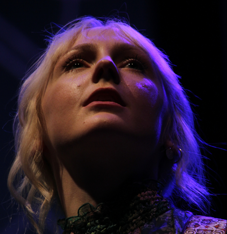 Laura Marling at The Roundhouse Lndon