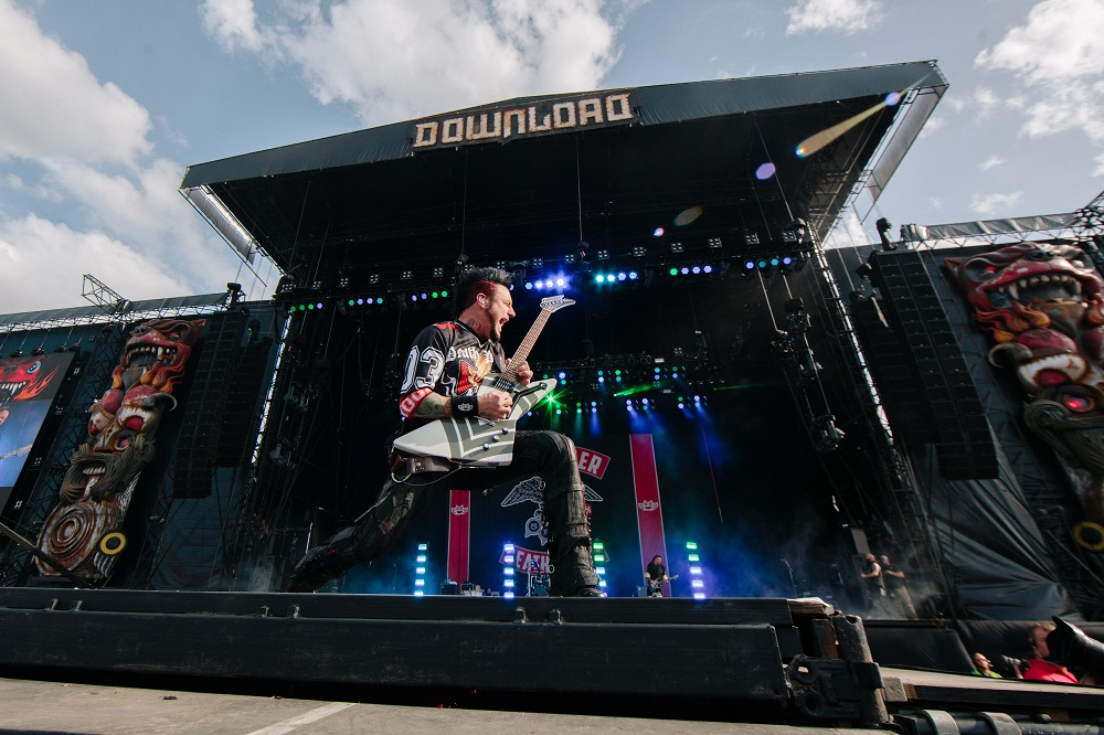 Download Festival 2017 Day 1