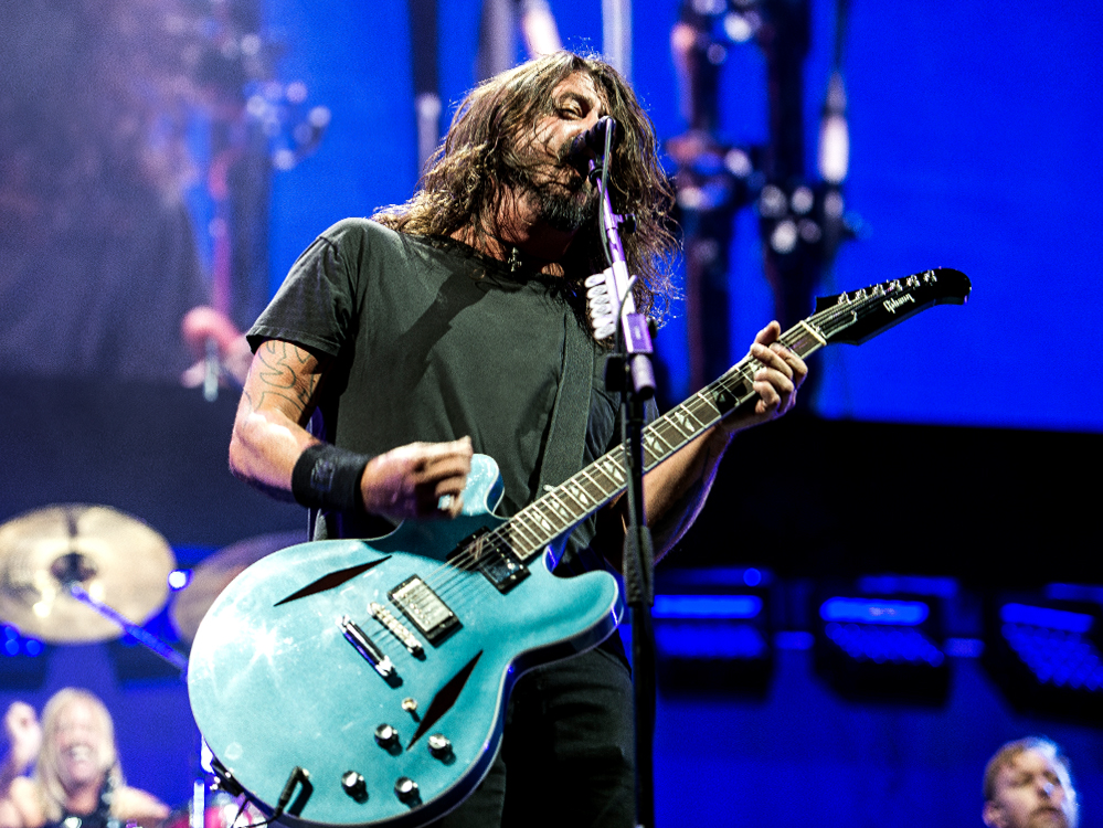 Foo Fighters storm the 02 Arena