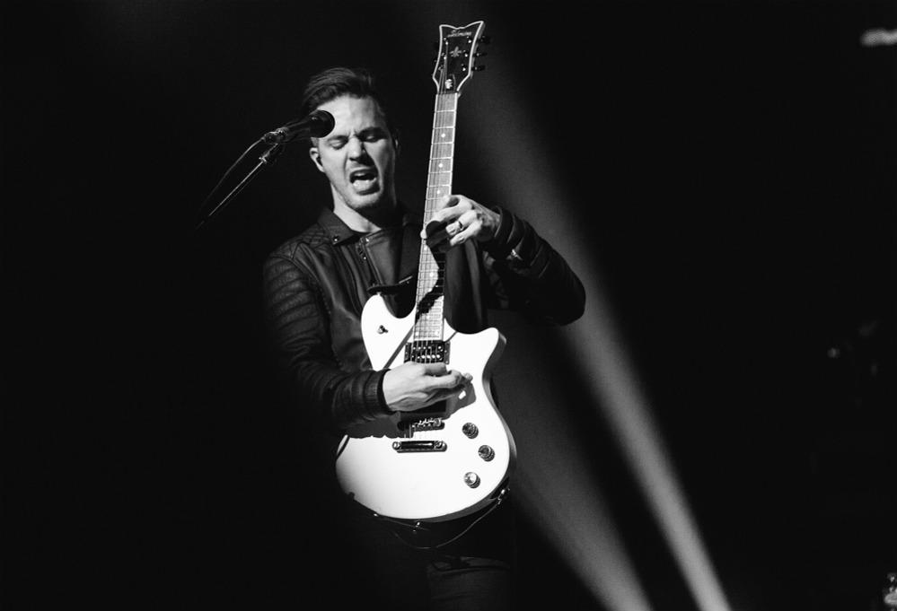 16 Great Photos Of Papa Roach Rocking Brixton Academy Gigwise