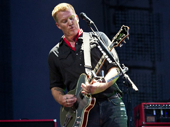 QUEENS OF THE STONE AGE : Mexicola lyrics