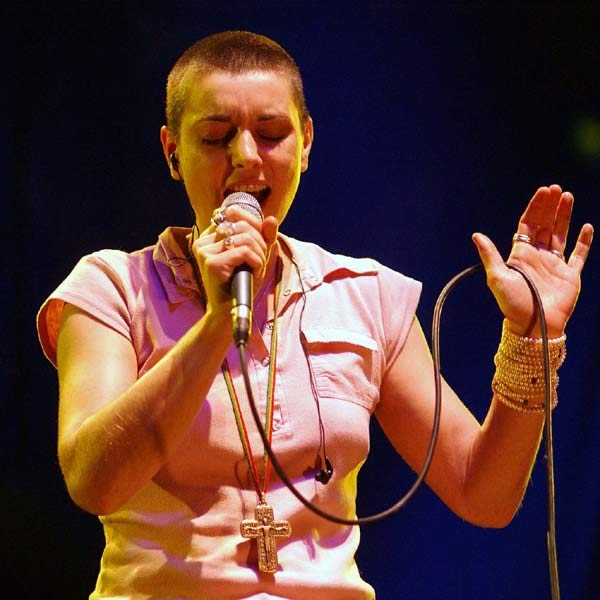 Sinead conner nothing compares lyrics
