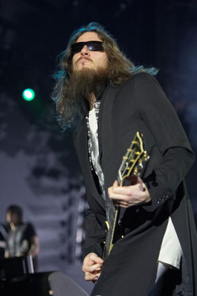 Axl Rose: 'Guns N' Roses 'Chinese Democracy' Leak Was A