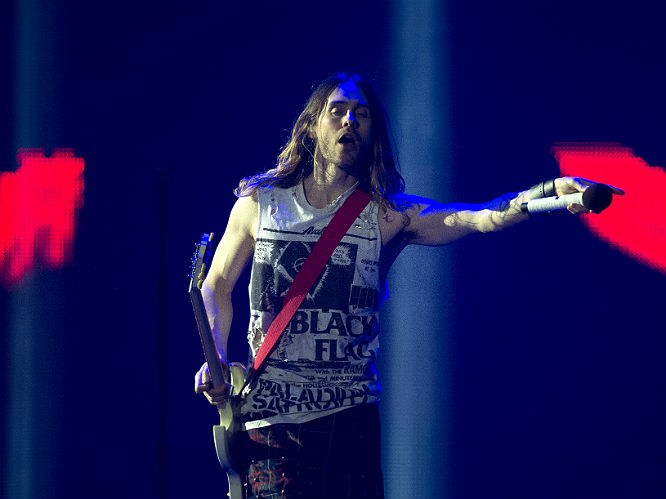 Jared Leto 30 Seconds To Mars Jared Leto: '30 Second...