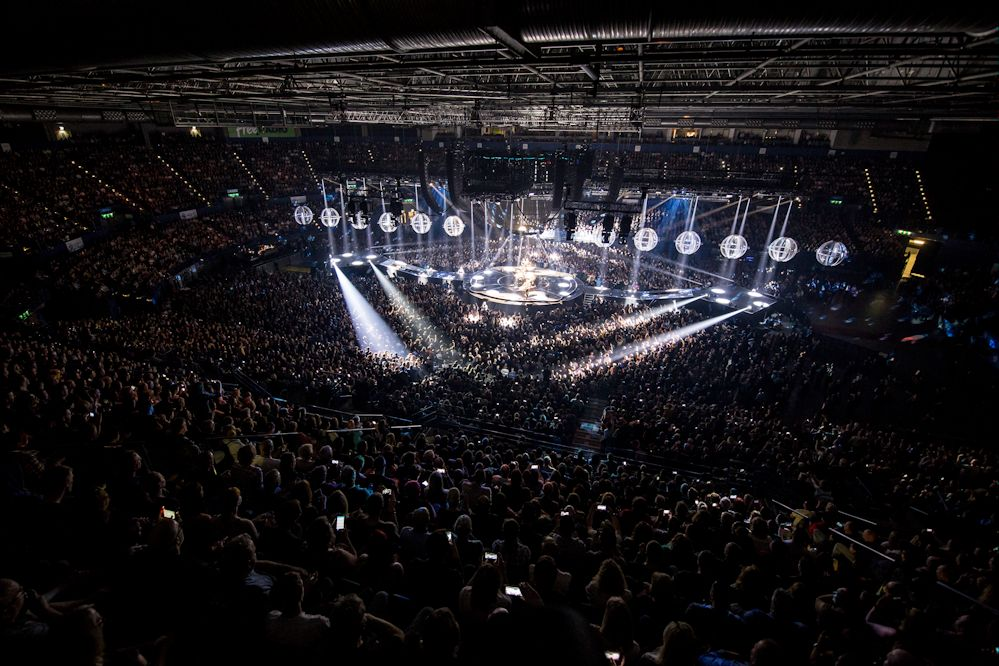 Muse Us Tour Review
