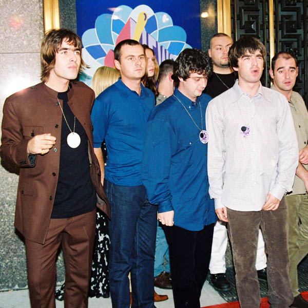 1990s: Oasis