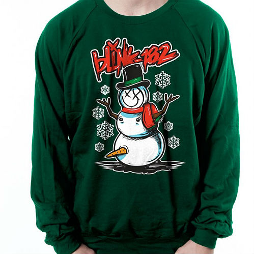 10 Christmas band jumpers you will want to rock this December ...