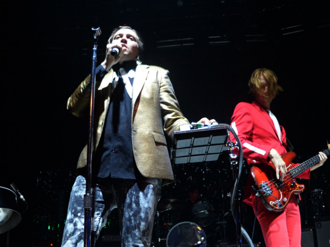 Arcade Fire's Win Butler on Tidal: 'It was a poorly managed