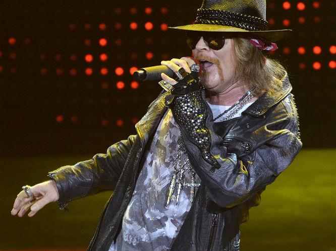 Listen: New Guns N' Roses track 'Going Down' leaks online