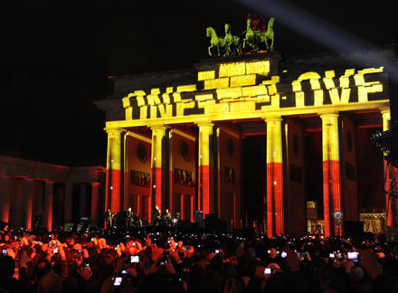 Image result for u2 brandenburg tor