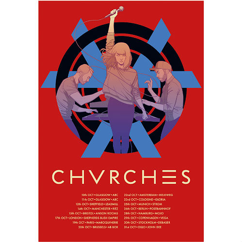 The 30 coolest band posters that you can buy online | Gigwise