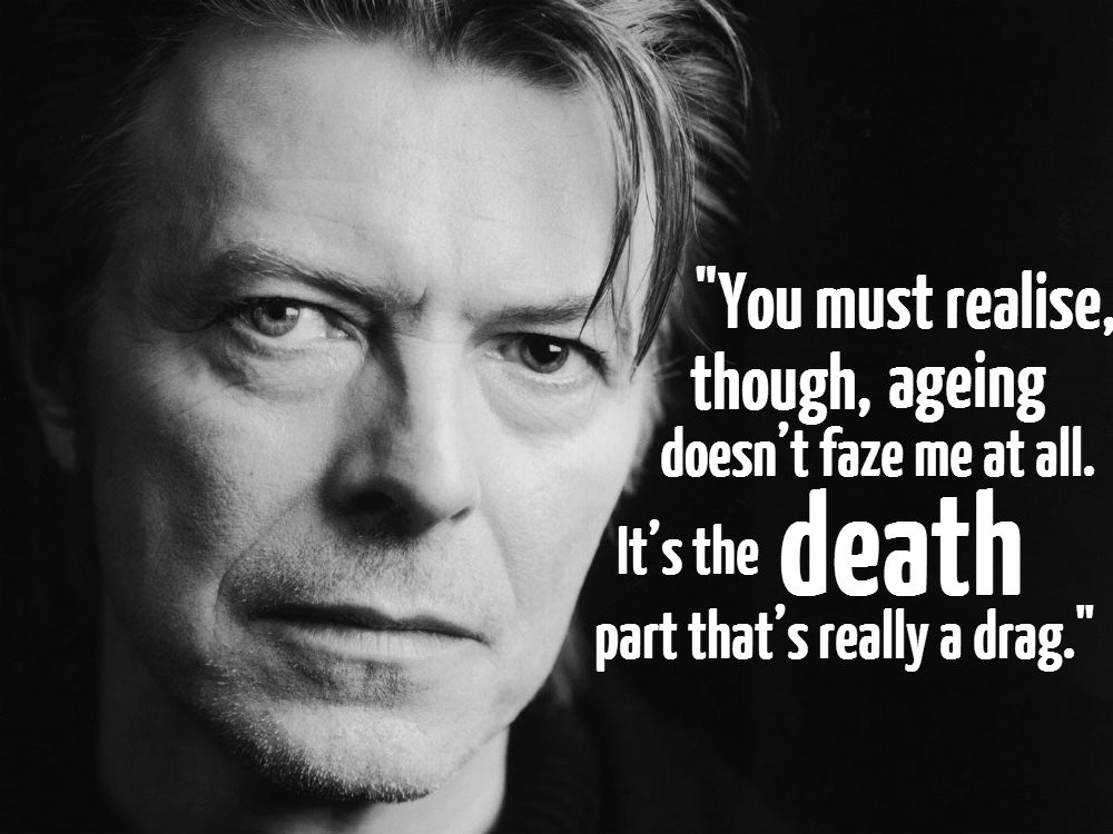 David Bowie\'s greatest, most poignant quotes | Gigwise