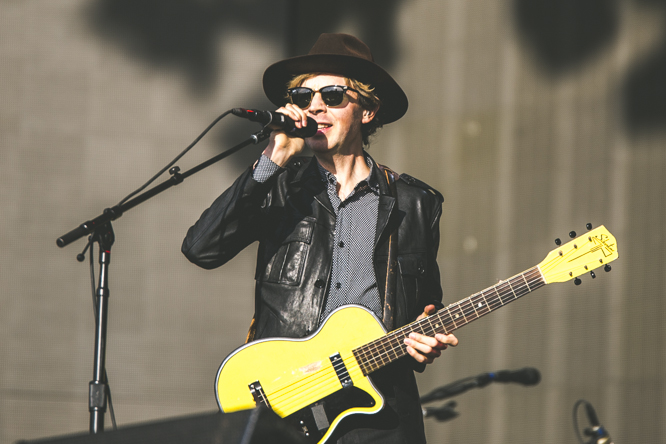 Beck To Play London Show At Nile Rodgers Fold Festival