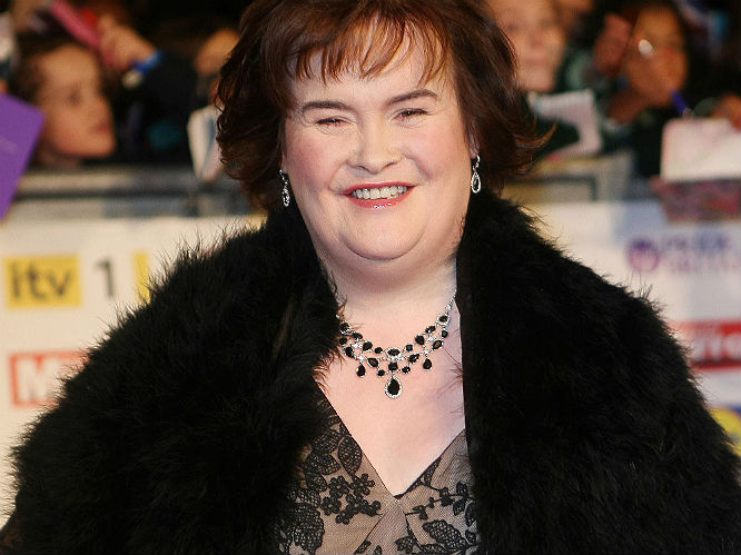 Susan Boyle Confident Enough To Embark On First Solo Tour  Gigwise-9315