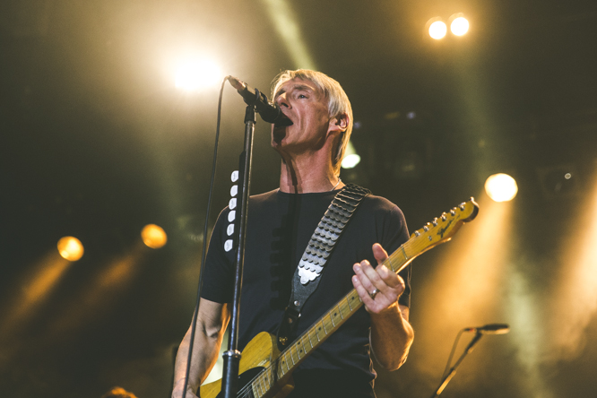 Listen: Paul Weller's spacey new track 'Saturn's Pattern