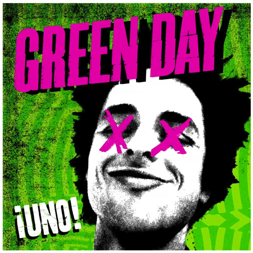 Green Day - 'Uno!' (September 25)