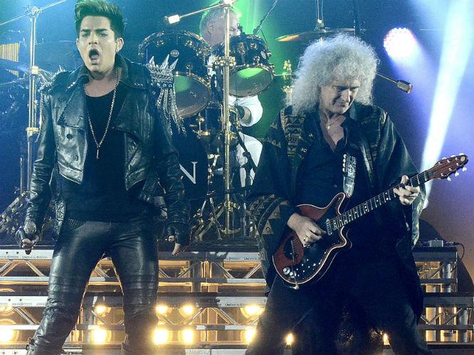 adam lambert and queen set for world tour in 2013