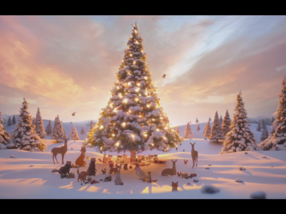 So, the John Lewis Christmas advert song is here... | Gigwise