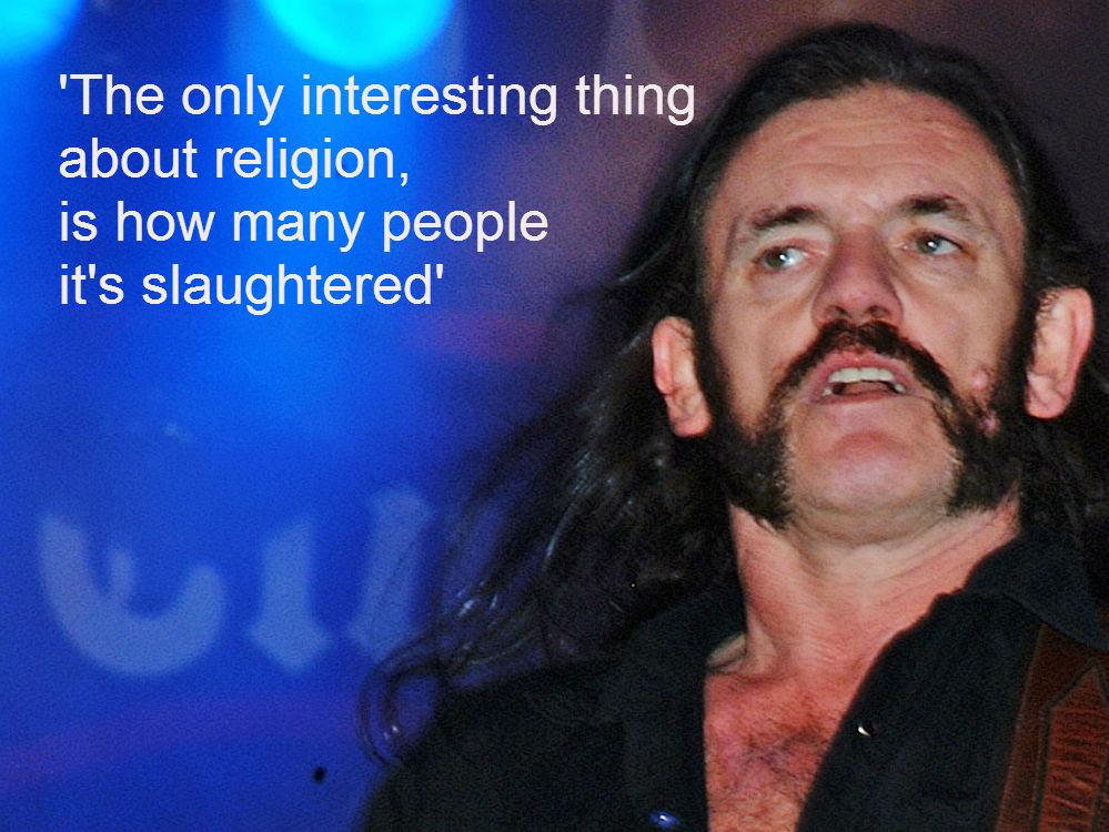 Motorhead frontman Lemmy's death certificate reveals cause