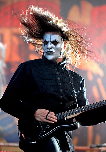 Slipknot's new masks bandswallpapers | free wallpapers, music.