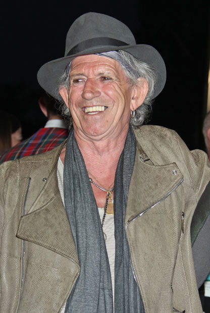 Keith Richards: I Love Being Jack Sparrow's Dad In Pirates Of The ...