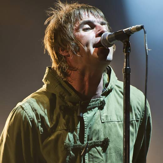 Beady Eye S Flick Of The Finger Written For Oasis Ep