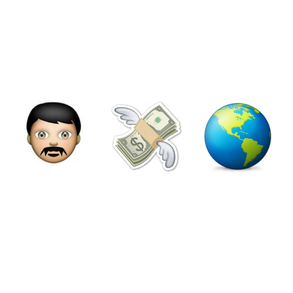 Can you guess these 13 classic albums from just emojis