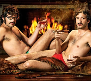 Flight of the conchords naked