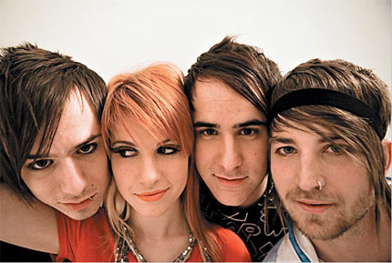 A history of emo music gigwise paramore the tennesse band have the female face of emo thanks to the magnetic hayley williams although they repeatedly state that paramore is a band and malvernweather Choice Image